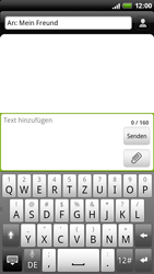 HTC Z710e Sensation - MMS - Erstellen und senden - Schritt 9
