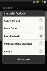 HTC A320e Desire C - Internet - Manuelle Konfiguration - Schritt 20