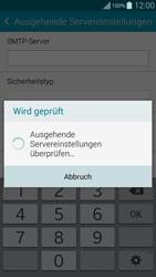 Samsung G850F Galaxy Alpha - E-Mail - Manuelle Konfiguration - Schritt 15