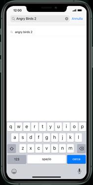 Apple iPhone 8 - iOS 13 - Applicazioni - Installazione delle applicazioni - Fase 11