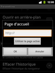 Alcatel OT-903 - Internet - configuration manuelle - Étape 23