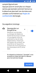 Sony Xperia XZ2 Compact - E-mail - Configuration manuelle (gmail) - Étape 12