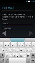 Alcatel One Touch Idol S - Applicazioni - Configurazione del negozio applicazioni - Fase 5