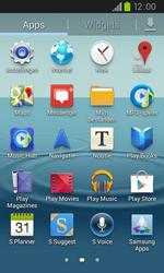 Samsung I9105P Galaxy S II Plus - bluetooth - aanzetten - stap 3