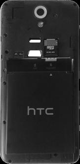 HTC Desire 620 - SIM-Karte - Einlegen - Schritt 5
