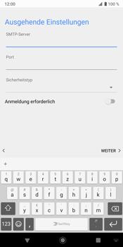 Sony Xperia XZ3 - E-Mail - Konto einrichten - Schritt 18