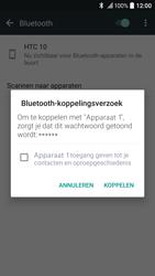 HTC 10 - Bluetooth - Koppelen met ander apparaat - Stap 7