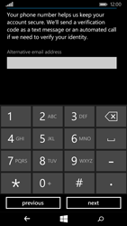 Microsoft Lumia 535 - Applications - Setting up the application store - Step 19