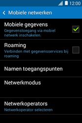 Samsung Galaxy Young2 (SM-G130HN) - Internet - Handmatig instellen - Stap 7