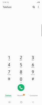 Samsung Galaxy Z Flip Single-SIM + eSIM (SM-F700F) - Beveiliging en ouderlijk toezicht - Nummer blokkeren - Stap 4