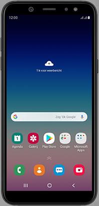 Samsung galaxy-a6-sm-a600fn-ds-android-pie - Internet - Handmatig instellen - Stap 32