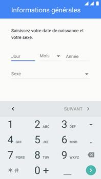 OnePlus 3 - Applications - Créer un compte - Étape 10
