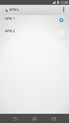 Sony C6903 Xperia Z1 - Internet - handmatig instellen - Stap 20