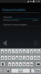 Samsung Galaxy A3 - Apps - Konto anlegen und einrichten - 10 / 22