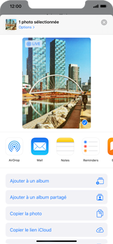 Apple iPhone 11 - Photos, vidéos, musique - Prendre une photo - Étape 12