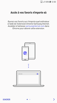 Samsung Galaxy J7 (2017) - Internet - Navigation sur Internet - Étape 4