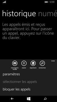 Microsoft Lumia 640 XL - Messagerie vocale - Configuration manuelle - Étape 5