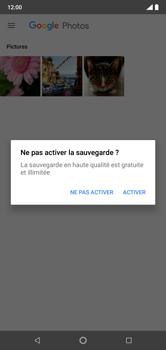 Nokia 7.1 - Photos, vidéos, musique - Envoyer une photo via Bluetooth - Étape 5