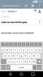 LG Spirit (H420F) - e-mail - hoe te versturen - stap 9
