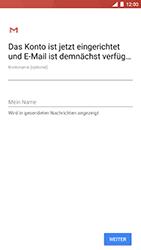 Nokia 8 - E-Mail - Manuelle Konfiguration - Schritt 21