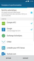 HTC One M9 - Premiers pas - Créer un compte - Étape 28