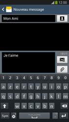 Samsung Galaxy Grand 2 4G - Contact, Appels, SMS/MMS - Envoyer un SMS - Étape 10