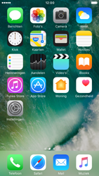 Apple iPhone 6 iOS 10 - iOS features - Verwijder en herstel standaard iOS-apps - Stap 6