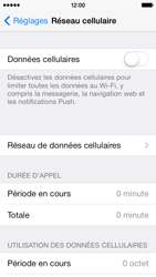 Apple iPhone 5c - MMS - Configuration manuelle - Étape 4