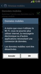Samsung I9195 Galaxy S IV Mini LTE - Internet - activer ou désactiver - Étape 7