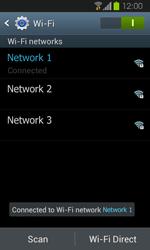 Samsung Galaxy Express - WiFi - WiFi configuration - Step 8