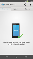 Sony Xperia Z1 Compact - Software - Installazione degli aggiornamenti software - Fase 7