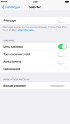 Apple iPhone 6 Plus iOS 8 - MMS - probleem met ontvangen - Stap 9