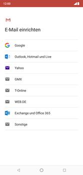 Nokia 6.1 Plus - E-Mail - Konto einrichten - Schritt 7