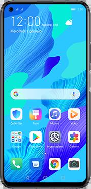 Huawei Nova 5T - Internet e roaming dati - Configurazione manuale - Fase 18