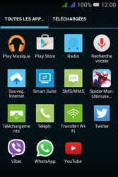 Alcatel Pixi 3 Dual Sim - Contact, Appels, SMS/MMS - Envoyer un MMS - Étape 3