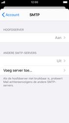Apple iPhone SE - iOS 13 - E-mail - Handmatig instellen - Stap 20