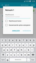 Samsung J500F Galaxy J5 - WiFi - Handmatig instellen - Stap 7
