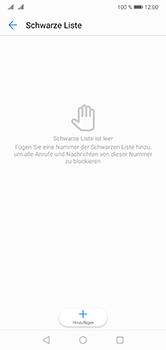 Huawei P20 Lite - Anrufe - Anrufe blockieren - Schritt 7