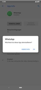 Nokia 7.2 - Apps - Eine App deinstallieren - Schritt 8