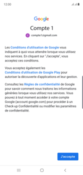 Samsung Galaxy Note10 - E-mail - Configuration manuelle (gmail) - Étape 11