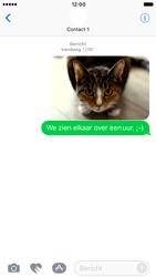 Apple iPhone 6 iOS 10 - MMS - Afbeeldingen verzenden - Stap 15