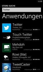 Nokia Lumia 820 / Lumia 920 - Apps - Einrichten des App Stores - Schritt 6