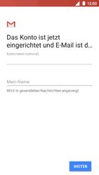 Nokia 3 - E-Mail - Manuelle Konfiguration - Schritt 20
