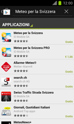 Samsung Galaxy S II - Applicazioni - Installazione delle applicazioni - Fase 13