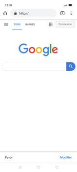 Oppo Find X2 Lite - Internet et connexion - Naviguer sur internet - Étape 10