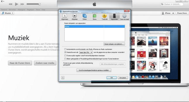 Apple iPhone 5 met iOS 7 - Software - PC-software installeren - Stap 7