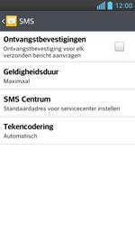 LG E460 Optimus L5 II - SMS - handmatig instellen - Stap 7