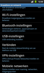 Samsung I9001 Galaxy S Plus - Buitenland - Bellen, sms en internet - Stap 6