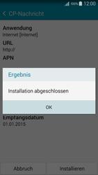 Samsung A500FU Galaxy A5 - Internet - Automatische Konfiguration - Schritt 9