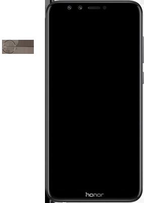 Huawei Honor 9 Lite - SIM-Karte - Einlegen - 2 / 8